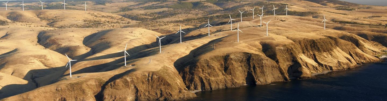 Starfish Hill Wind Power Project