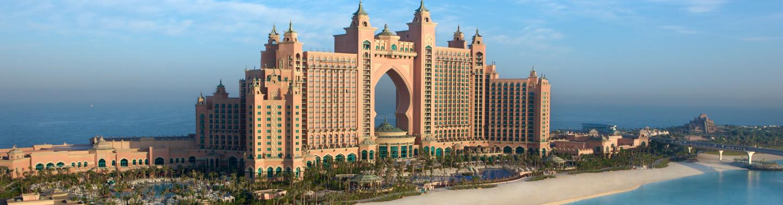 The Royal Atlantis Hotel