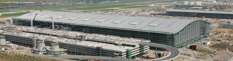 Heathrow Terminal 5 Multistory Carpark
